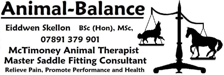 www.animal-balance.co.uk Logo
